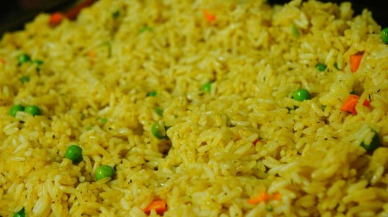 Yeanon cafe: CURRIED FRIED RICE