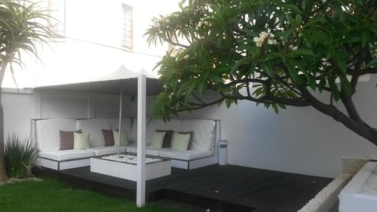 Villa Zest Boutique Hotel: Great for friends to hang out