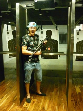 Strip Gun Club: Trigger Happy
