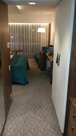 EPIC SANA Lisboa Hotel : Room entrance