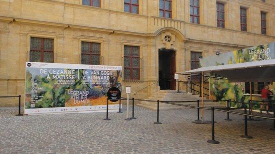 Musée Granet : グラネ美術館