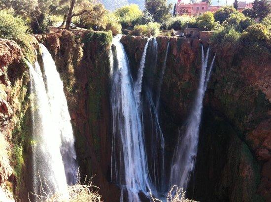 Legendes Evasions - Day Tours: Ouzoud Waterfalls