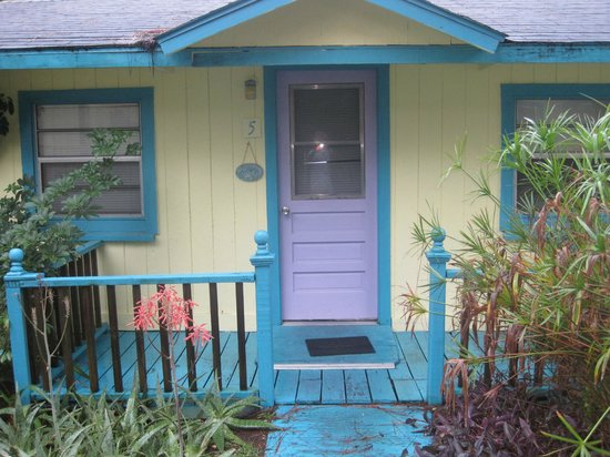 Mermaids Landing: Cottage we stayed at - Sleeps 2