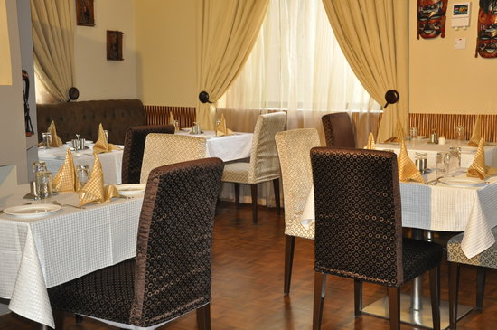 The Amariah Boutique Hotel City Center: The Sembeti Cafe