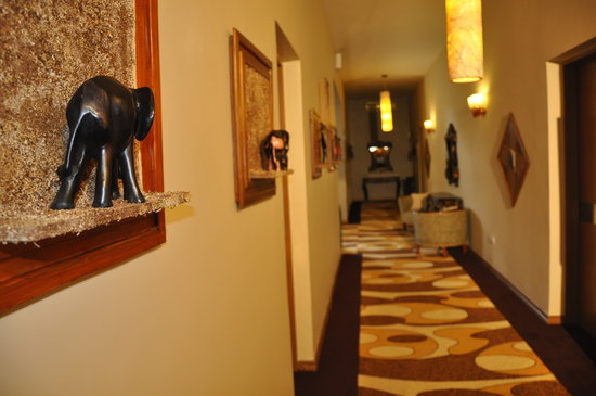 The Amariah Boutique Hotel City Center: Rooms