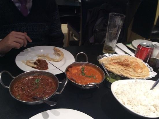 Indian Food Delivery Hounslow