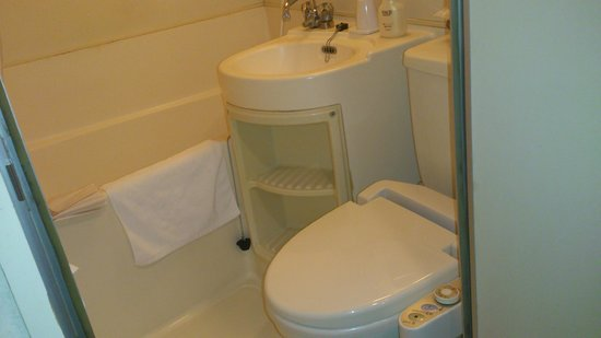 Hotel Oaks Shin-Osaka: 洗浄機能付き