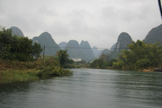 Guilin Two Rivers and Four Lakes Resort: Great view