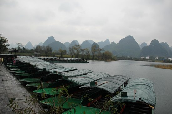 Guilin Two Rivers and Four Lakes Resort: Just Fantastic