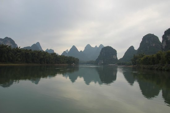 Guilin Two Rivers and Four Lakes Resort: Nature at its best