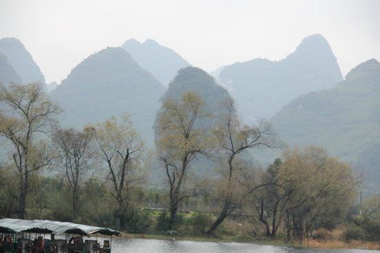 Guilin Two Rivers and Four Lakes Resort: Scenic Guiling