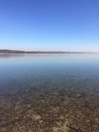 Hotel ArtVilla am See: The beautiful Lake of Constance right on your doorstep from ArtVilla Hotel Garni Koegel