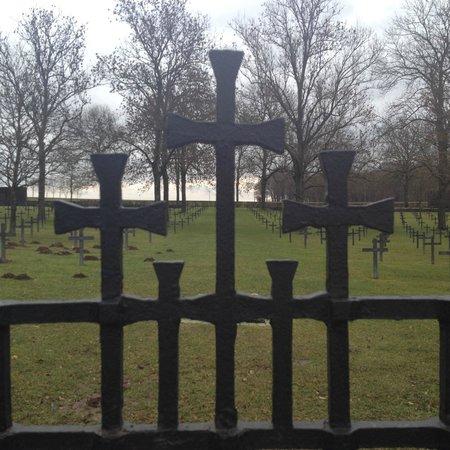 The Battlefields Experience: Fricourt German Cemetery