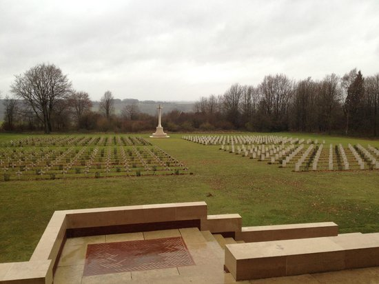 The Battlefields Experience: Thiepval Memorial