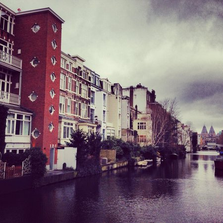 The Amsterdam Canal Hotel: Very nice place to stay