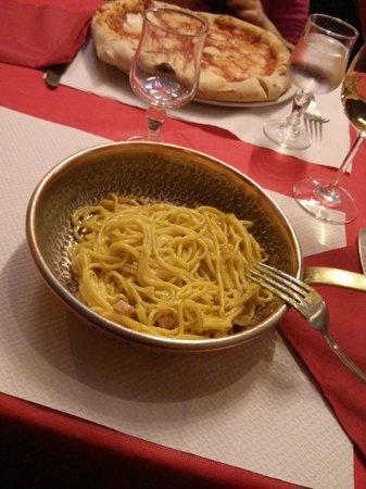 Mamma Roma: carbonara