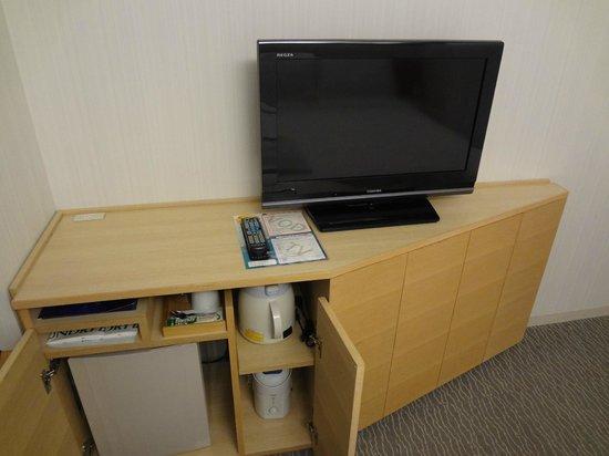 Naha Tokyu REI Hotel: 部屋内の様子