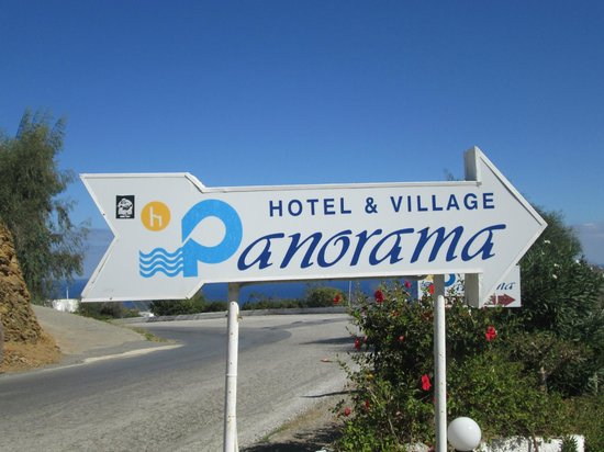 Panorama Village & Hotel : Hotel Panorama