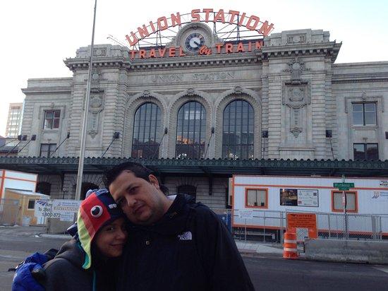 Union Station: Angie & Jaime