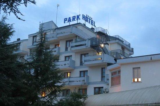 Park Hotel Villa Fiorita: Hotel muito romântico