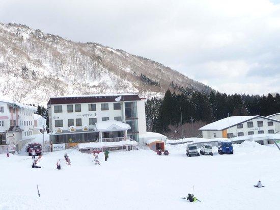 Hotel Yamatoyo : 前景