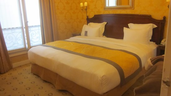 Hôtel  Mayfair Paris : Nettes Zimmer