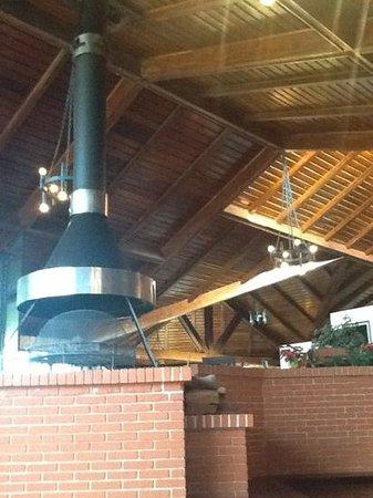 Monteverde Lodge & Gardens: lobby