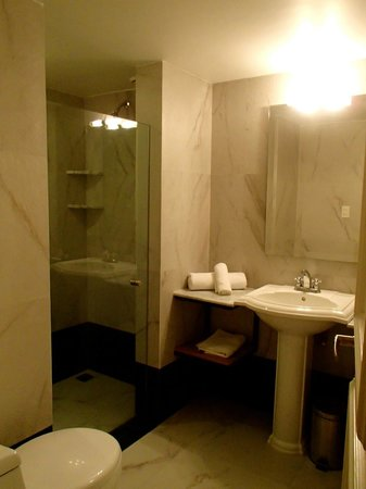 Hotel Plaza Revolucion : bathroom