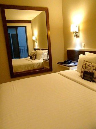 Hotel Plaza Revolucion : room