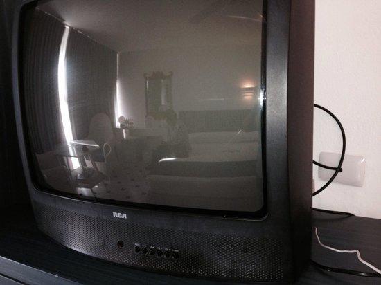 Elcano Hotel: Televisión
