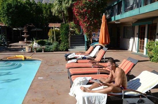 Santiago Resort: pool