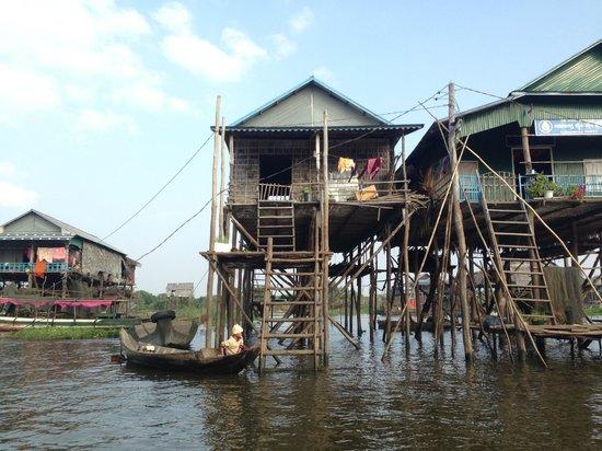 Angkor Wat Services: Kampong Phluk