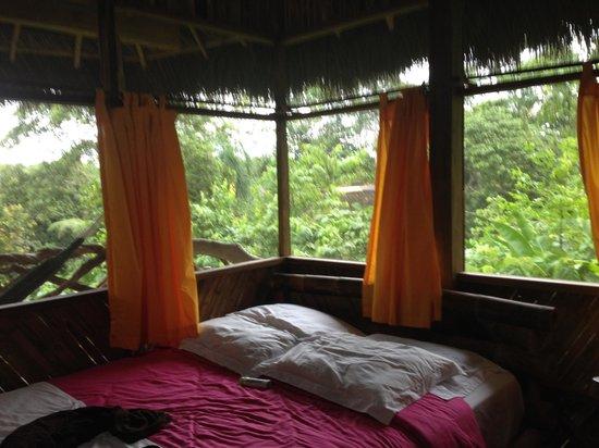 Liana Lodge : Cabaña Jan 1