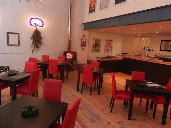 Le Saint Gobain: Restaurant