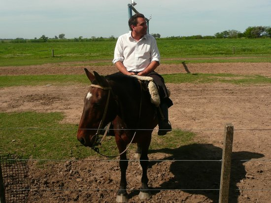Touristic Argentinian Ranch Don Silvano: Owner of Don Silvano