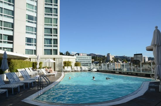 Hollywood loews hotel 2018 world 39 s best hotels for Pool builders yuba city ca