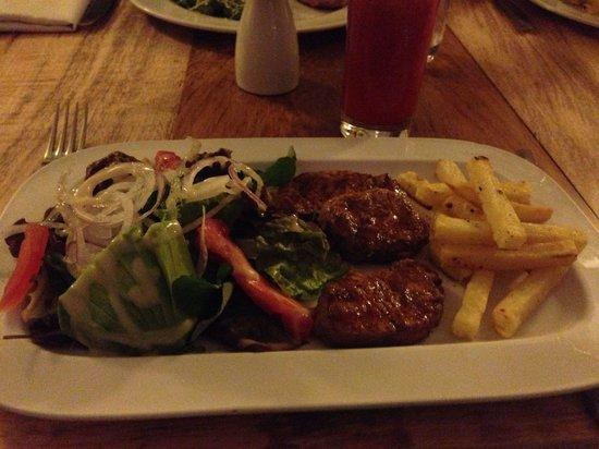 Inka Grill: Alpaca steak