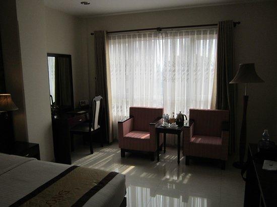 Alagon Western Hotel: Room