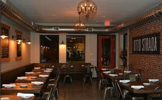 Photo of Italian Restaurant Otto Strada at 743 Park Ave, Hoboken, NJ 07030, United States