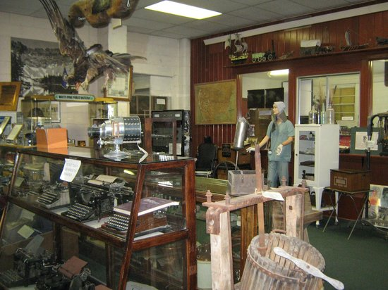 Ely, NV : White Pine Public Museum