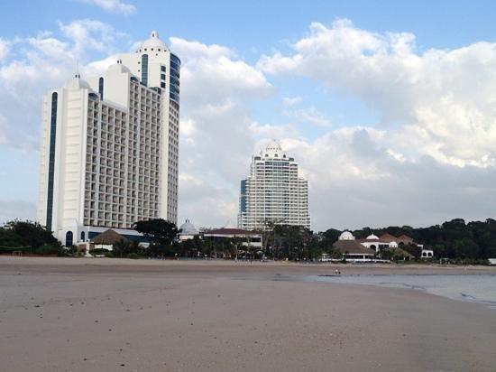 The Westin Playa Bonita Panama: vista desde la playa