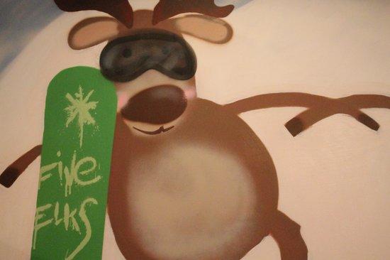Five Elks