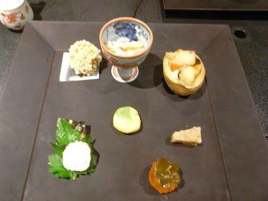 Kissho Yokohama: 料理