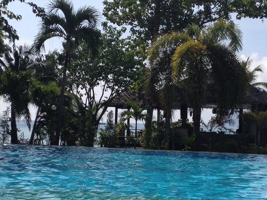 Phi Phi Villa Resort: Skøn pool