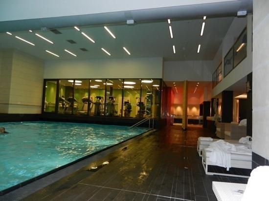 Pullman Berlin Schweizerhof: swimmingpool