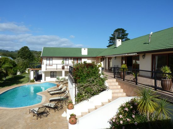 Knysna Country House : Le Guesthouse