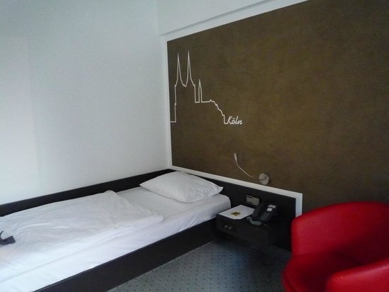 Senats Hotel: chambre