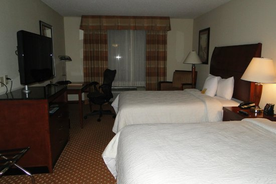 Hilton Garden Inn Savannah Midtown: Room