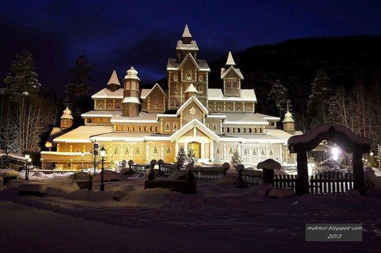 Hunderfossen Familiepark: Замок Троллей