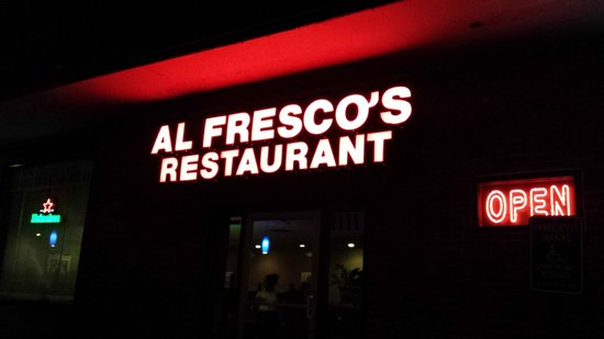 Alfresco's Restaurant